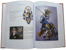 Samples from A Celbration of Scottish Heraldry